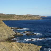 La costa oriental entre Cadaquès i el far del cap de Creus