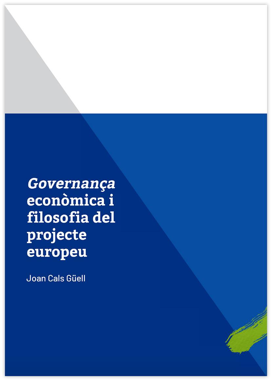 Governança econòmica i filosofia del projecte europeu